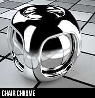 Chair_Chrome