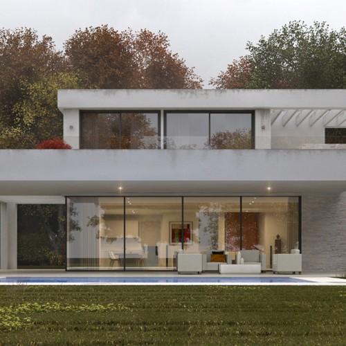 Contemporary Villa / Oscar Salmeron