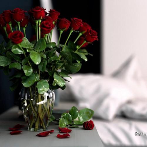 Roses / Julio Guillermo Gorischnik