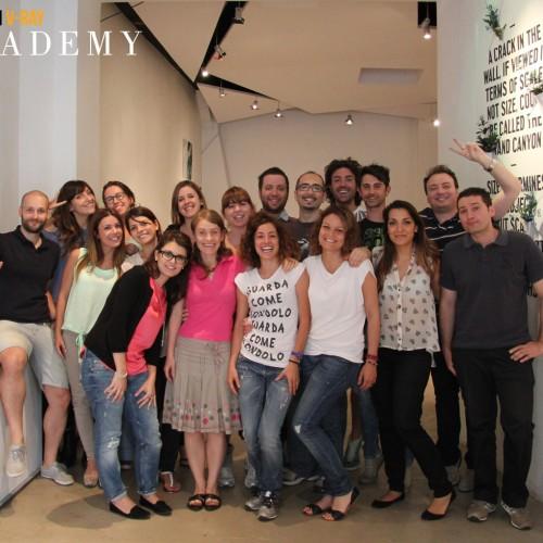 Learn V-Ray Academy / Rome