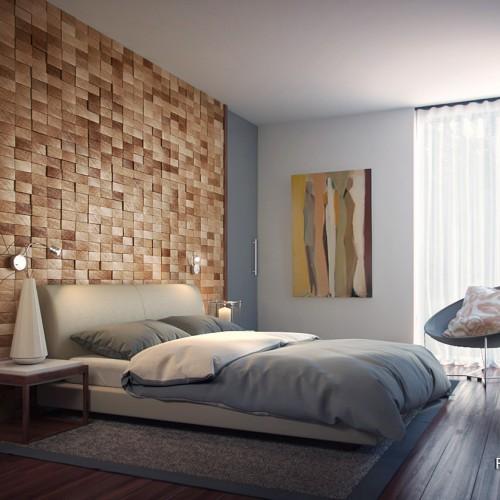 Bedroom / Robert Dukes