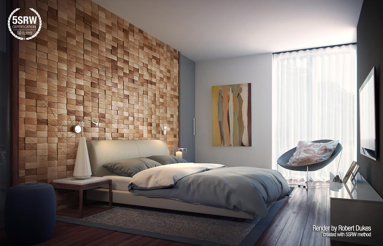 Bedroom Robert Dukes With 5srw