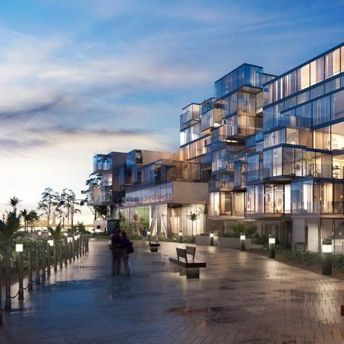 Seafront Villas – Daniela Bringas