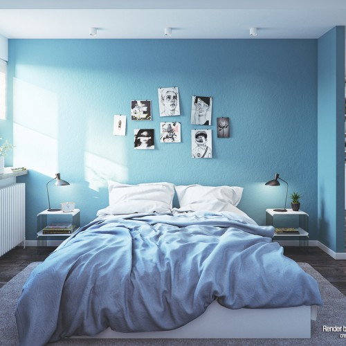 Blue Dream in Tuscany – Eleonora Frosini