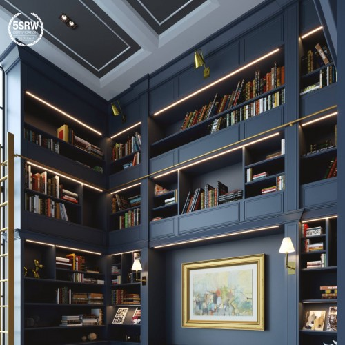 Bookcase Room – Miguel Angel Ramos