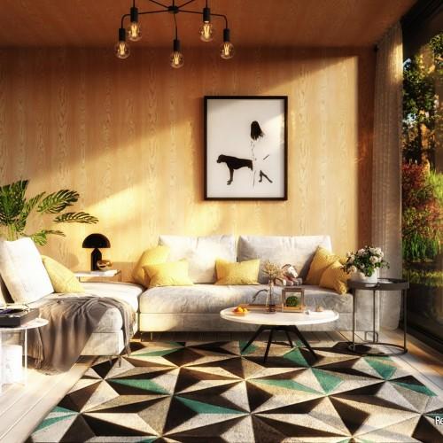 Cozy Wooden House – Ravi Shinde
