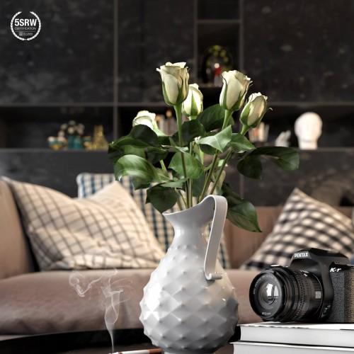 Rose Pot Living – Sai Htet Myat
