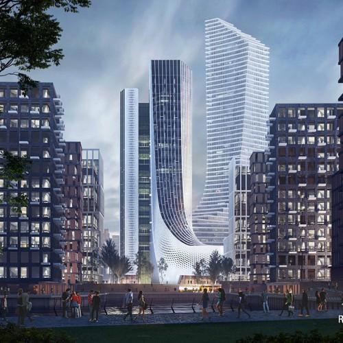 Contemporary Skyscraper – Victor Martiniuc