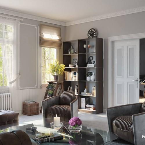 Montreal Apartment – Fabrice Mocquard