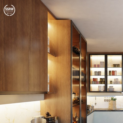 Minimal Kitchen –  Sharish Rajendran