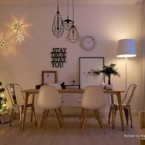Holidays Living Room – Massimo Montanari