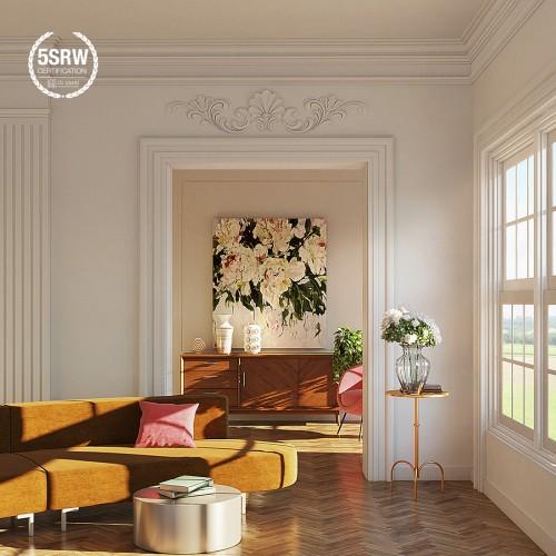 Bright Apartment – Anna Medvedskaya