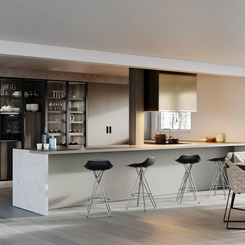 Minimal Kitchen – Giovanni Caloi