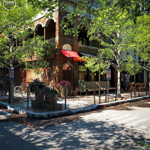 Tokyo Coffee Shop – Deryan Roque