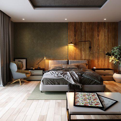 Cozy Bedroom – Ijas Kaithal