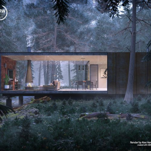 House in the Forest – Alex Hernandez