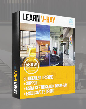 vray course