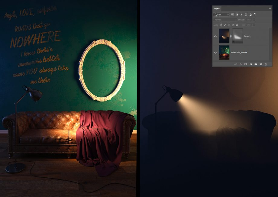 vray volumetric light