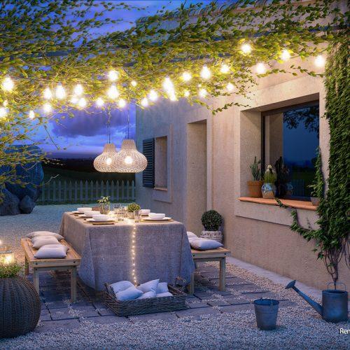 Dinner at Sunset – Riccardo Bravi