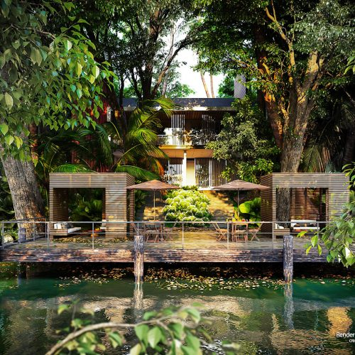 Lush Resort – Deryan Roque