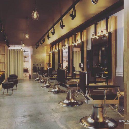 Vintage Barber Shop – Rockie Mula