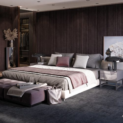 Purple Suite – Arland Cana