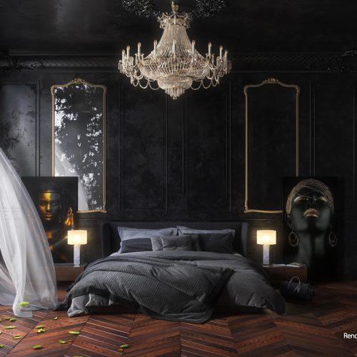 Gothic Interior – Sharon Funaro