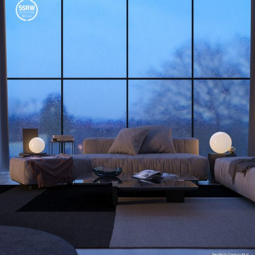 Large Window Living – Gianluca Muti