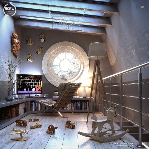 Colecovision Game Room – Roberto Boga