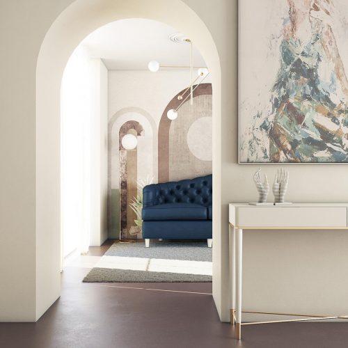 Bright Arches Loft – Michele Moschella