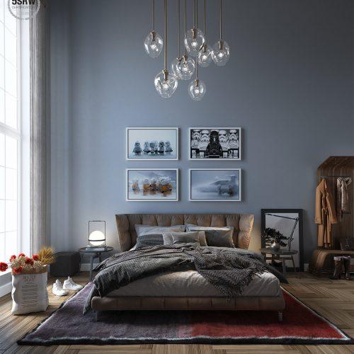 Vertical Cozy Space – Gianluca Porrello