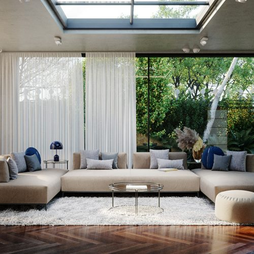 Garden Villa – Wigner Vicente
