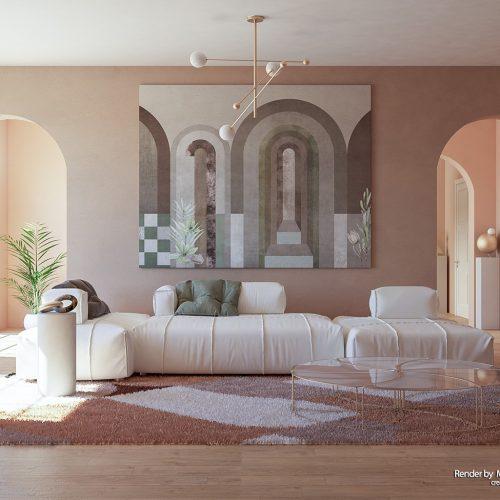 Pink Villa – Michele Moschella