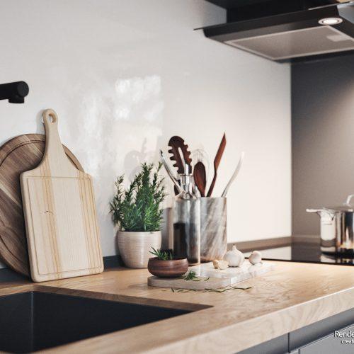 Kitchen Loft Style – Alen Udovč