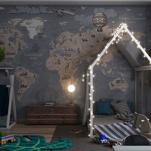 Dreamy Kids Room – Sharon Funaro