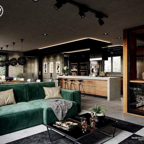 Cozy Loft – Lucas Baylongue