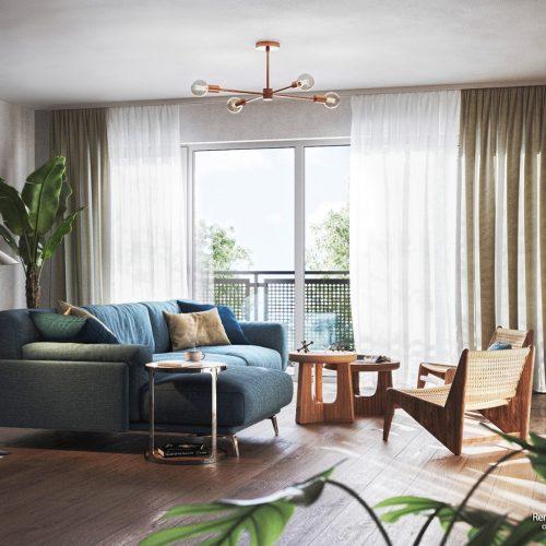 Sunny Living Room – Alen Udovč