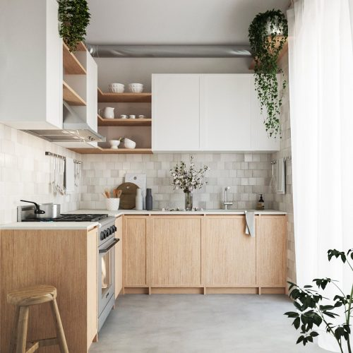 Minimal Kitchen – Gianluca Muti