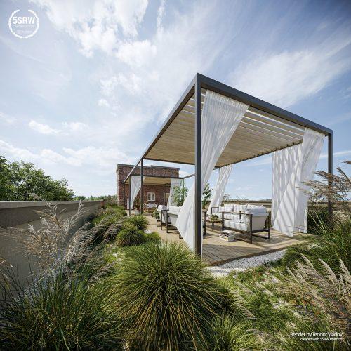 Rooftop Garden – Teodor Vladov