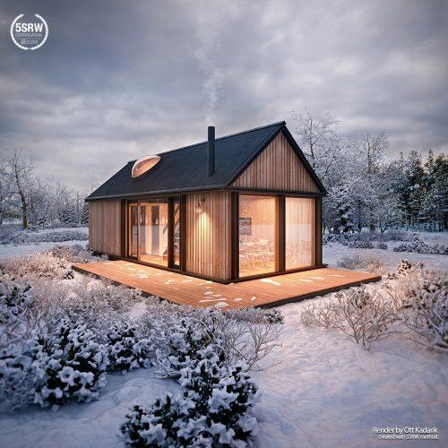 Cozy Snow Cabin – Ott Kadarik