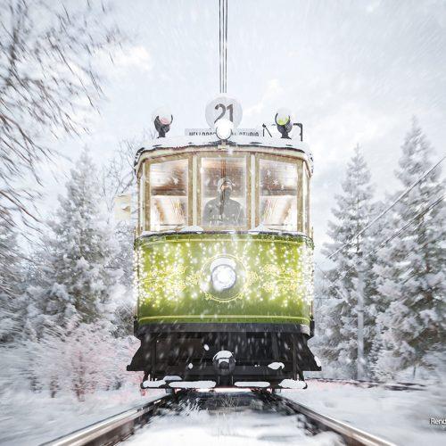 Tramway 21 – Teodor Vladov