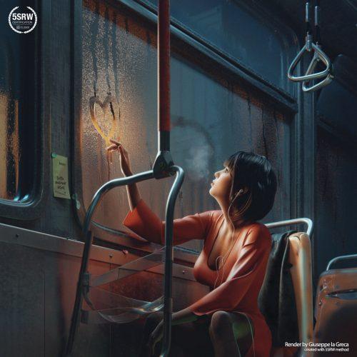 Dreaming Girl – Giuseppe La Greca
