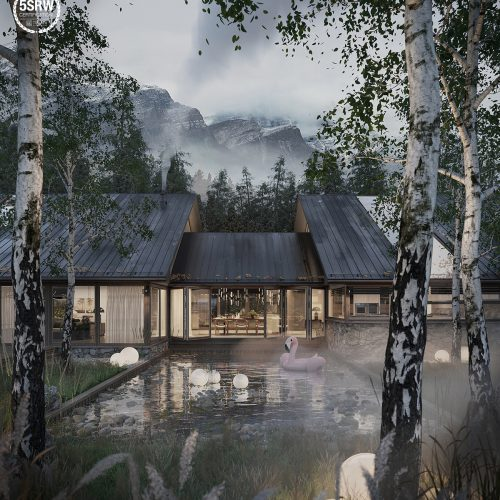 Mountain Villa – Pawel Blaszczyk