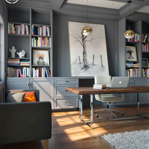 Home Office – Nifin Shah
