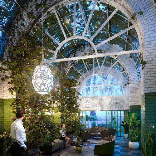 NYC Garden Loft – Roberto Boga